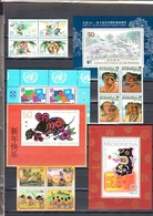 Micronesia 14 Diff Sets/blocks,small Collection,kleine Collectie,kleine Kollektion,petite Collection,MH/Ongebruikt(L1773 - Micronesië