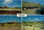 Santa Cruz, Old Postcard Travelled ? Bb 150929 - Bolivie