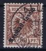 Marschall Inseln: Mi 12, Gestempelt/used Signed/ Signé/signiert - Kolonie: Marshall-Inseln