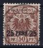 DEUTSCH-OSTAFRIKA : Mi Nr 5 I Gestempelt/used - Colonia: Africa Orientale