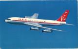 Boeing 707, Old Postcard Not Travelled Bb 150929 - 1946-....: Moderne