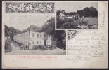 7506. Austria, 1905, K.u.k. Millitary Mail Sarajevo, Garsten, Postcard - Steyr