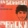 DON BACKY  - Sanremo 1969     UN SORRISO / MARZO Copertina Molto Particolare Con Più Facciate - Vinyl Records