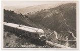 Autorail Des C.S.O. Dans LES ROULIERES (Ligne Du Vivarais)   (81098) - Non Classés