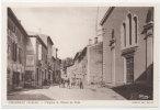 CHOMERAC - L' Eglise Et L' Hotel De Ville (81116) - Francia