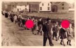 FUNERAILLES à VILLERS L´ EVEQUE  AWANS Carte Photo - Awans