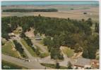 """CPM - VENDEUIL - Vue Aérienne - Parc Zoologique Et D'Attractions """"Fort De Vendeuil"""" - France"""