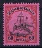 DEUTSCH-OSTAFRIKA : Mi Nr  37  MNH/**/postfrisch - Kolonie: Deutsch-Ostafrika