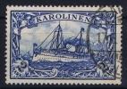 Karolinen : Mi Nr  17  Gestempelt/used - Kolonie: Karolinen