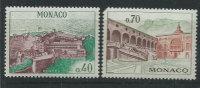 Monaco 1964 Nuovo - Mi.777/78 SCAN ! - Monaco