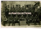 84 - VALREAS : GUERRE  1914/15. 158e REGIMENT. CARTE PHOTO. - Valreas