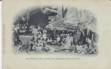 TANZANIE--BAGAMOYO (afrique Orientale)---une Eécréation Sous Les Cocotiers--voir 2 Scans - Tanzanie