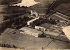 2876 Postal Francia   Abbaye De Citeaux  Vista Aérea, - Otros Municipios