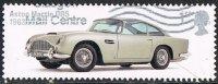 GB 2013 British Automobiles 1st Type 3 Good/fine Used - 1952-.... (Elisabetta II)