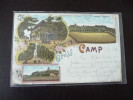 1 X Alte AK Gruss Aus Camp 1900 Kamp-Lintfort  Litho  Sammlungsauflösung - Mörs