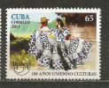 CUBA.  Danseurs Cubains. Un T-p Neuf **,  Année 2011 - Unused Stamps