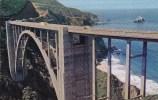 Bixby Bridge Big Sur California - Big Sur