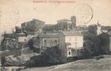 ( CPA 83 )  ROQUEBRUNE  /  Vue Sur L' Église Et Le Presbytère  - - Roquebrune-sur-Argens