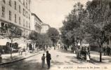 AJACCIO. CORSE - Boulevard Du Roi Jérome - Animée - Ajaccio