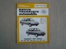 Revue Technique Automobile Peugeot 309 Diesel Avec Complément étude Carrosserie E.T.A.I. Nov. 1993. Voir Photos. - Auto
