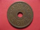 Danemark - 5 Ore 1928 1619 - Denmark