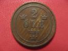 Suède - 2 Ore 1899 1749 - Sweden