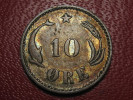 Danemark - 10 Ore 1894 1706 - Denmark
