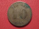 Suède - 10 Ore 1892 1688 - Sweden
