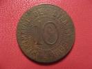 10 Pfennig - Strassenbahn 1578 - Monetary/Of Necessity