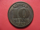 10 Pfennig 1920 - Notgeld - Stadt Warendorf 1573 - Monetary/Of Necessity