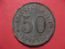 50 Pfennig 1917 - Kriegsgeld - Hagen Stadt 1564 - Monétaires/De Nécessité