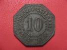 10 Pfennig - Kleingeldersatzmarke - Stadt Trier 1598 - Monetary/Of Necessity