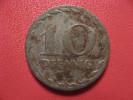 10 Pfennig 1919 - Notgeld - Stadt Mannheim 1586 - Monetary/Of Necessity