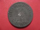 10 Pfennig 1919 - Stadt Frankfurt 1596 - Monetary/Of Necessity