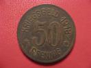 50 Pfennig 1918 - Kriegsgeld - Stadt Siegen 1602 - Monetary/Of Necessity