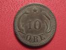 Danemark - 10 Ore 1875 1902 - Dänemark