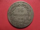 Danemark - 16 Skilling 1856 VS 1907 - Dänemark