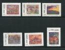 Viêt-Nam- Y&T N°918 à 923- Oblitérés (dessins Enfants) - Viêt-Nam