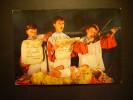 1991 NIÑO NIÑOS CHILDREN CHILDRENS ENFANT ENFANTS ESCENA CANTANDO VILLANCICOS POSTCARD AÑOS 60/70 - TENGO MAS POSTALES - Escenas & Paisajes