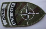 Ecusson KFOR NATO - OTAN - Patches