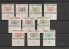 Musées -Musée Du Koweit ( 393/402 XXX -MNH- Du Koweit Avec Numéro De Planche ) - Musées