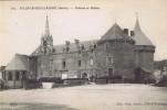 72 - Sillé-le-Guillaume (Sarthe) - Château Et Mairie - Sille Le Guillaume