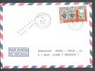 ! - Cameroun - Lettre Envoyée Par Avion De Bokito Vers Liège (Belgique) -  1 Timbre - Cameroun (1960-...)
