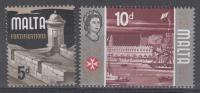 Malta - Maltesische Geschichte - MNH - M 412v-413v - Malta