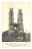 Cp, 62, Mont St-Eloi, Les Tours De L'Ancienne Abbaye Avant La Guerre  1914, écrite 1915 - Autres Communes