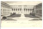 Cp, 80, Amiens, La Bibliothèque, Voyagée 1902 - Amiens