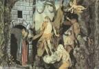 CHIESA DI PESCARENICO ALTARE DELLA MADONNA RESURREZIONE - Belle-Arti