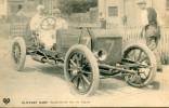 AUTOMOBILE(NAPIER) CLIFFORT EARP(ANGLETERRE) - Cartes Postales