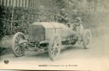 AUTOMOBILE(MERCEDES) WERNER(ALLEMAGNE) - Cartes Postales