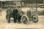 AUTOMOBILE(CLEMENT_RIGAL_HAUVAST_GABRIEL) DIEPPE - Cartes Postales